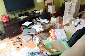 Cluttered House How To Declutter Successfully Advance Junk Removal