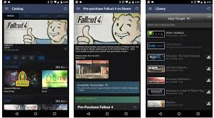 steam to android valve s steam android app updated jumps from v1 1 to v2 0
