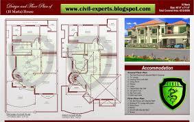 home design ideas 5 marla trendy idea 10 pakistan marla house plan design civil experts 5
