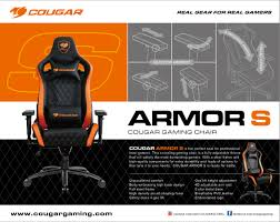Lift Seat For Chair Cougar Armor S Gaming Chair