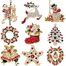 vintage ornaments sets