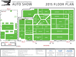 guide 2015 north american international auto show in detroit