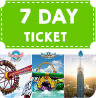 theme park deals gold coast tours attractions what s on paradise resort gold coast