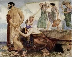 Blind Prophet In The Odyssey 357 Best Homer U0027s Odyssey Images On Pinterest Greek Mythology