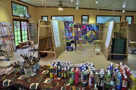 design for home art studio