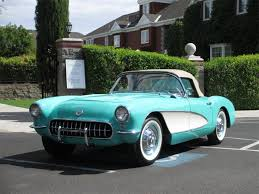 1956 corvette convertible 1956 chevrolet corvette convertible 161366