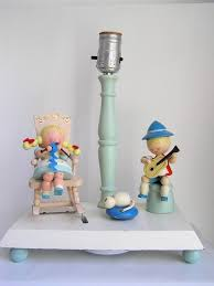 vintage childrens lamps small home decoration ideas 1260