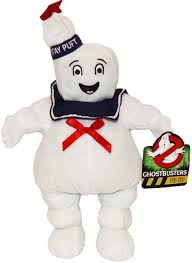 ghostbusters 15 plush stay puft marshmallow toys