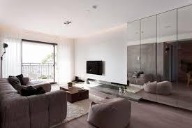 Japanese Minimalist Apartment Interior Design By Fertility Design - Minimalist apartment design
