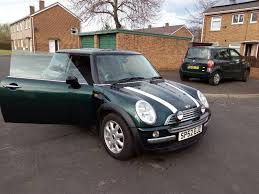 mini cooper 2002 racing green in ashington northumberland gumtree