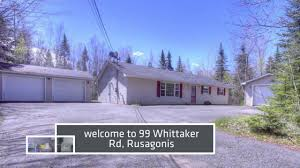 Whittaker House by 99 Whittaker Rd Rusagonis Real Estate Agent Michael Tidd Youtube