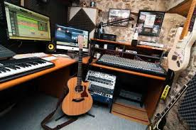 music studio music and recording studios in lithaire