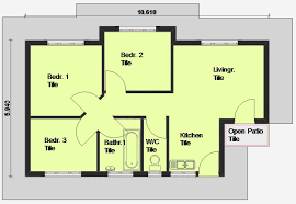 simple 3 bedroom house plans house plan bla s my building plans regarding home custom mod my