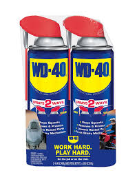 Squeaky Ceiling Fan Wd40 by Wd 40 490224 Multi Use Product 14 4 Oz Smart Straw Twin Pack