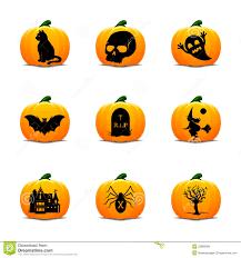 free halloween icon halloween icons royalty free stock photos image 21308578