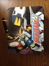 mobile suit gundam wing tin lunchbox for sale in winchester va