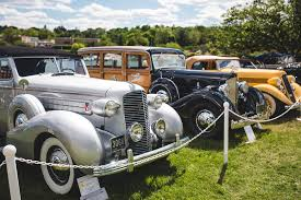 lexus of greenwich certified pre owned 10 notable classics from the 2017 greenwich concours americana