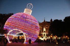 Large Christmas Ball Ornaments by Still Cracking Its Your Time To Laugh Giant Christmas Ball In