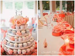 Cheap Wedding Table Centerpiece Ideas by Cheap Wedding Reception Images Coral U0026 Gray Go Back U003e Gallery