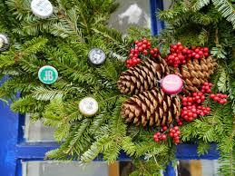 diy craft beer christmas wreath ny foodgasm