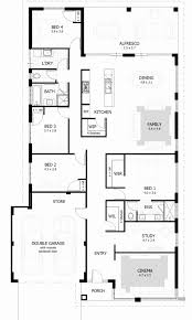 house plans for narrow lots with garage floor plans for narrow lots fresh narrow lot house plans with