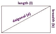 perimeter and area of rectangle formula worked out problems on