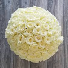 roses online send 100 white roses online in miami same day delivery roses