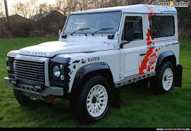 land rover defender 90 for sale 2014 land rover defender 90 2 2td bowler motorsport rally prepped