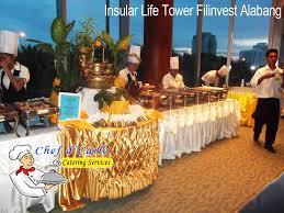 chef de cuisine catering services catering portfolio