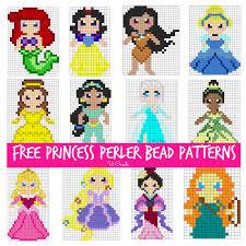 Kids Designs by Free Perler Bead Patterns For Kids U Create