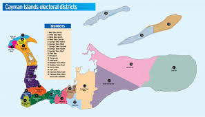 Map Of Cayman Islands Record Setting Nomination Day 63 Hopefuls Compete For 19 Seats