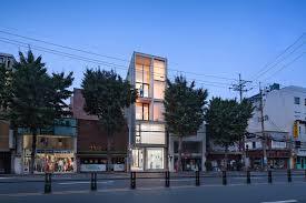 modern shophouse design built on narrow lot idea home
