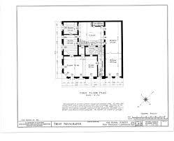 floor plan survey the collins c diboll vieux carré survey property info
