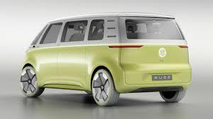 volkswagen buzz price power volkswagen i d buzz concept revealed at detroit