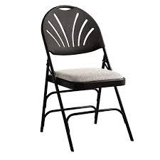 Samsonite Lawn Furniture by Samsonite Xl Fanback Steel U0026 Fabric Folding Chair Case 4