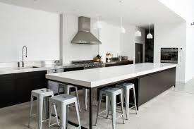 modern kitchen island table 8 creative kitchen island styles for your home
