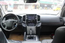land cruiser interior 2017 toyota land cruiser gxr interior 1 min u003e sscluxuryautomobile