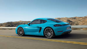 custom porsche 2017 production launch porsche 718 cayman