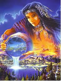 mothers earth the meaning of in dreams the well