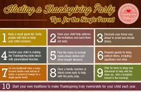 Tips For Making Your Guest List by 10 Tips For Hosting A Thanksgiving Party As A Single Parent