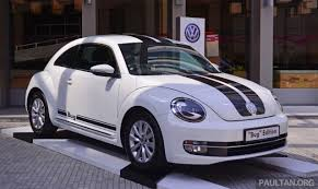 volkswagen beetle classic 2016 2015 bug edition all the vw beetle special editions se beetles
