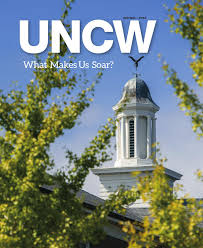 Uncw Map Uncw Magazine U2022 Winter 2015 By University Of North Carolina