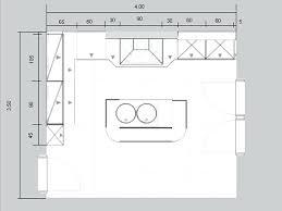 plans de cuisine ouverte cuisine americaine plan photos de design d intérieur et