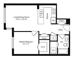 600 square feet studio home design