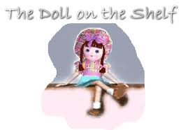on the shelf doll poetry