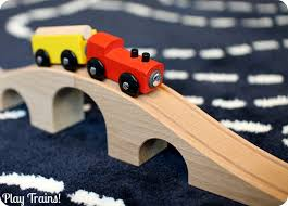 Making Wooden Toy Train Tracks by The Play Trains Guide To The Best Wooden Train Sets 2017 Play