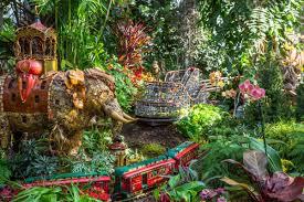 Ny Botanical Garden Membership See A Miniature Empire State Building At This Year S Ny Botanical