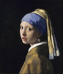 earring girl girl with a pearl earring novel