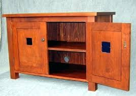 mission style corner tv cabinet mission style corner tv cabinet tall corner cabinet with doors