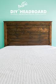 how to make a diy rustic headboard make your own diy rustic headboard andreasnotebook com